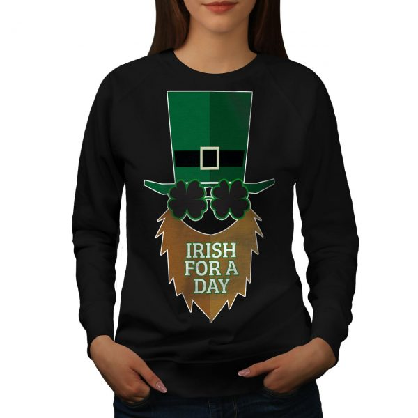 Pull Irlandais pour Femme : Irish for a Day