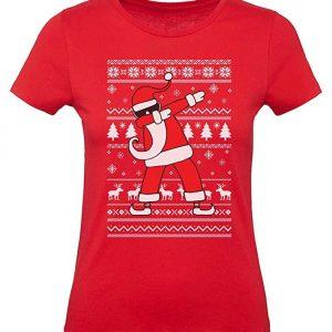 Un beau t-shirt pour Noël : DAB du père Noël