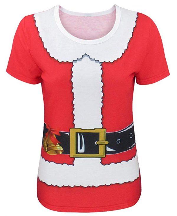 T-shirt de Noël et déguisement