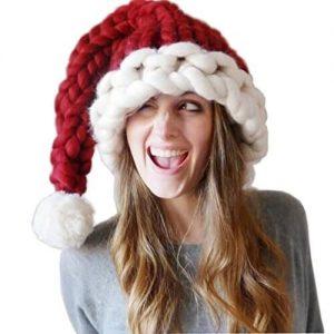 Bonnets de Noël et bonnets moches