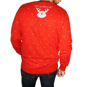 Santa Claws - Pull Homme - Ugly Christmas Sweater