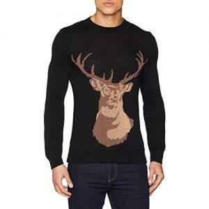 T-shirt Noël - Déguisement Père de Noël - Rouge