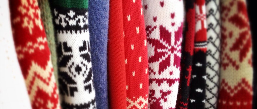 Pull Moche et de Noël : 20 décembre